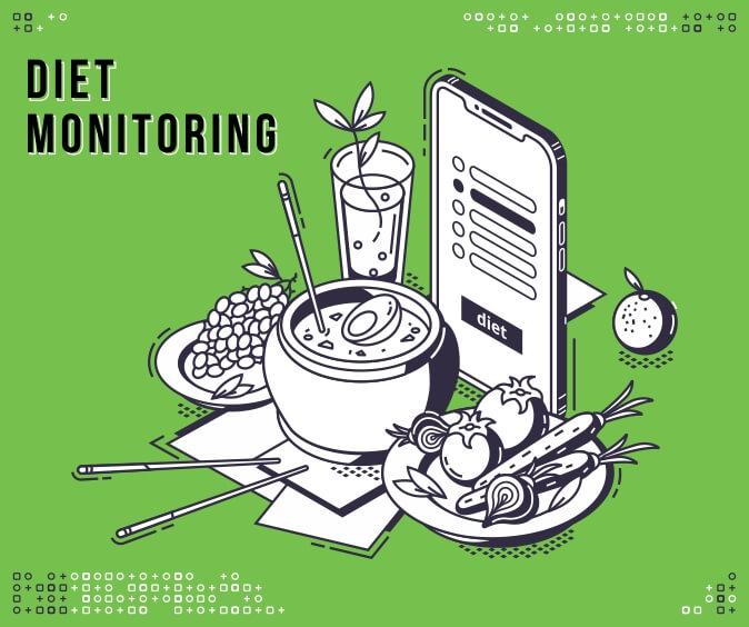 Diet monitoring