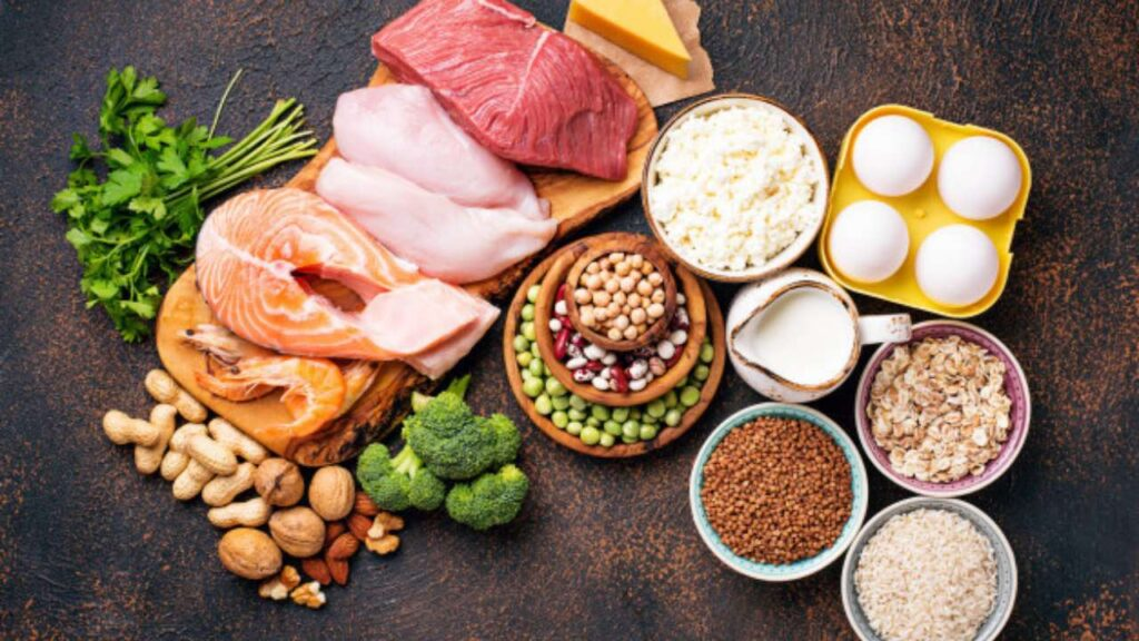 protein intake in pcos